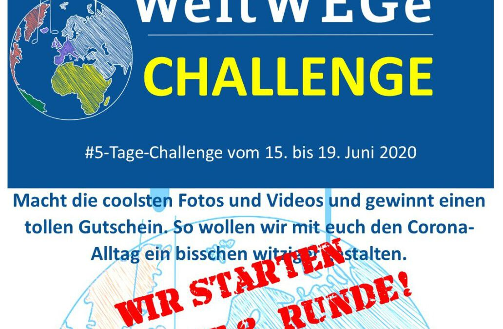 #5-Tage-Challenge im Juni