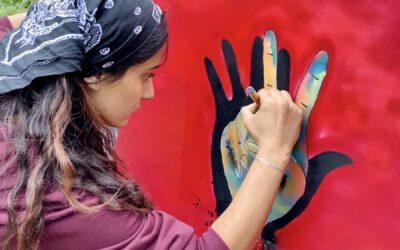 Video zum Graffiti Workshop ist online!