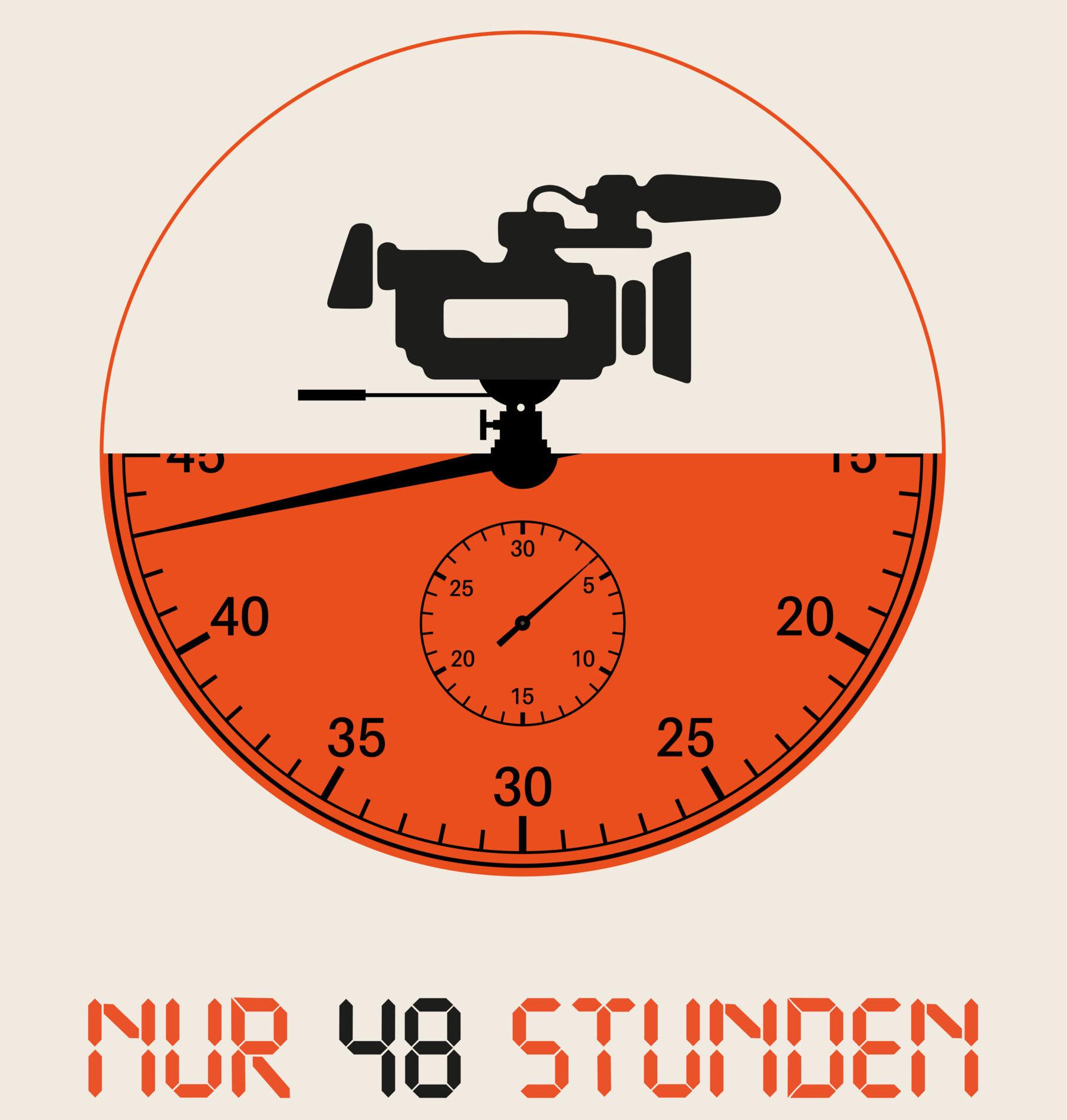 """48 Stunden Filmwettbewerb – Kurzfilm """"Under Pressure"""""""