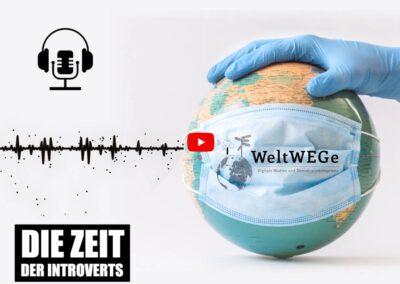 WeltWEGe Podcast – Die Zeit der Introverts