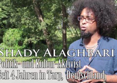 WeltWEGe-Interview mit Shady Alaghbari