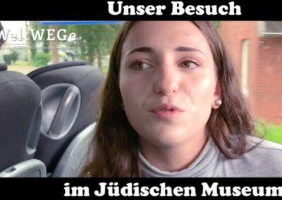 WeltWEGe Exkursion: Jüdisches Museum Rendsburg