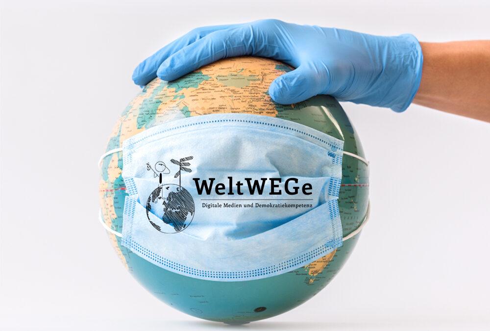 WeltWEGe Corona Update Mai 2020