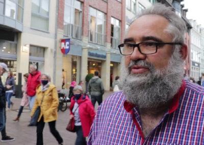 Straßeninterview – Migration und multikulturelle Gesellschaft