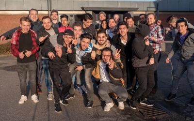 Gruppenbild vom allerersten Scheersberg Seminar