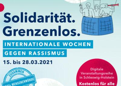 Internationale Wochen gegen Rassismus: 3-Tage-Challenge