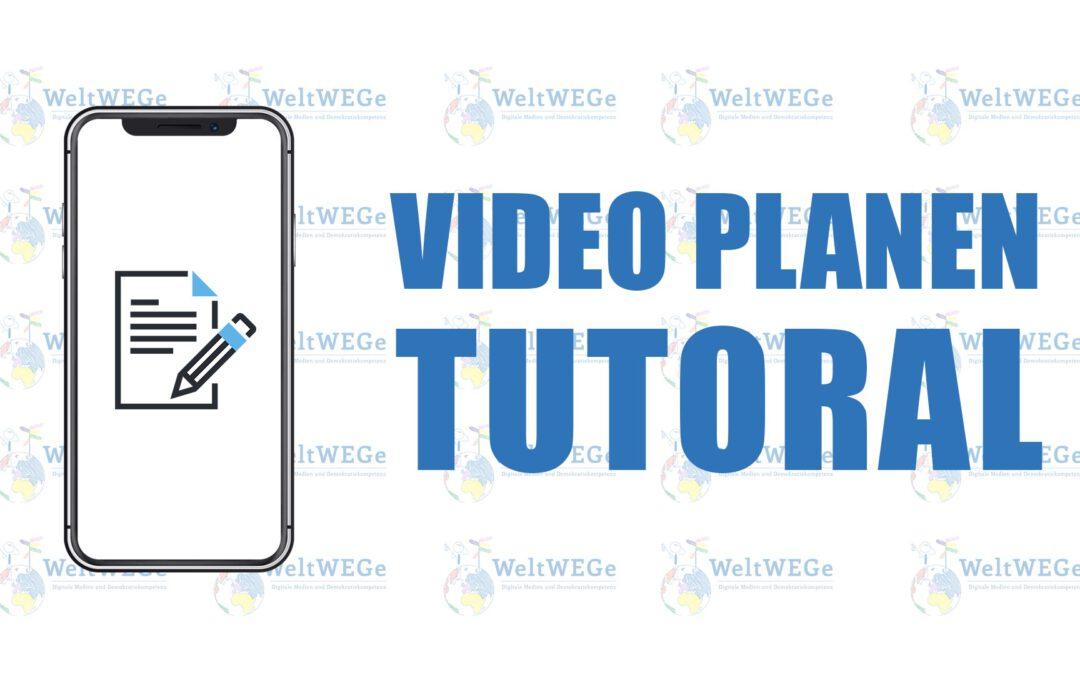 Veröffentlichung der WeltWEGe Video Tutorials!