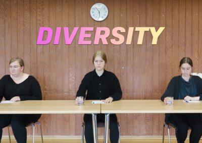 "Scheersberg Seminar 9.-12. Juli – Film ""Diversity"""